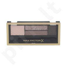 Max Factor Smokey akių šešėliai, kosmetika moterims, 1,8g, (01 Opulent Nudes)