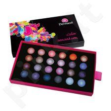 Dermacol Palette Color Sensation Akių šešėlių paletė, kosmetika moterims, 12g, (V)