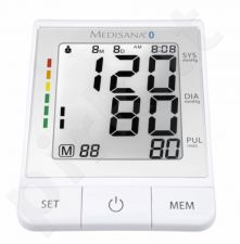 BU 530 Connect Upper arm blood pressure monitor 2in1 w/Bluetooth smart