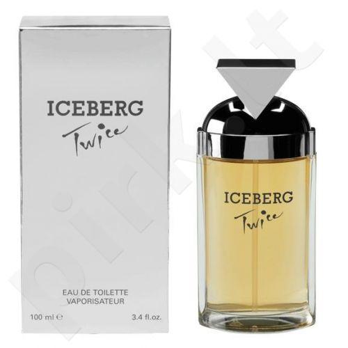 Iceberg Twice, tualetinis vanduo (EDT) moterims, 100 ml