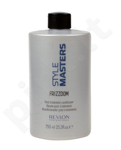 Revlon Style Masters Frizzdom Post Treatment kondicionierius, kosmetika moterims, 750ml