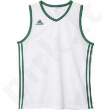Marškinėliai krepšiniui Adidas Commander Jer M G91742