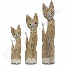 Statulėlės 3 Katės 108123