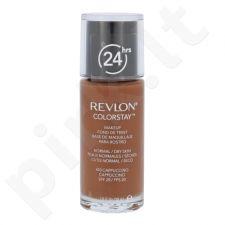 Revlon Colorstay kreminė pudra normaliai - sausai odai, kosmetika moterims, 30ml, (410 Cappuccino)