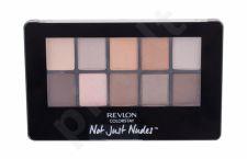 Revlon Colorstay, akių šešėliai moterims, 14,2g, (01 Passionate Nudes)