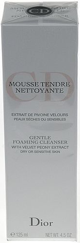 Christian Dior Gentle Foaming Cleanser, 125ml, kosmetika moterims