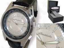 HEINRICHSSOHN Danzig Silver HS1003 vyriškas laikrodis