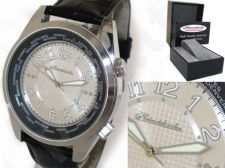 HEINRICHSSOHN Danzig Silver HS1003S vyriškas laikrodis