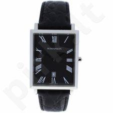 Vyriškas laikrodis Romanson TL6522N MW BK