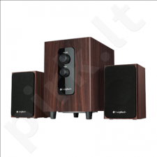 Logitech Z240 Multimedia Speakers, Wooden enclosure