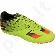 Futbolo bateliai Adidas  Messi 15.3 TF Jr S74697