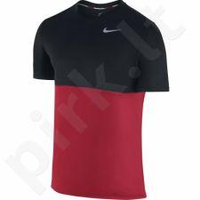 Marškinėliai bėgimui  Nike Dry Running Top M 644396-658