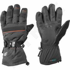 Pirštinės slidinėjimo 4f M C4Z16-REM003 juodas