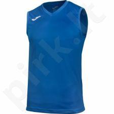 Marškinėliai treniruotėms Combi Joma mėlyna 100436.700