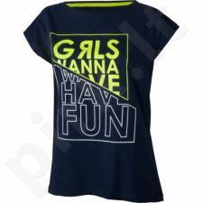 Marškinėliai Outhorn W HOL17-TSD613