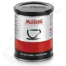 Musetti 100%ARABICA malta kava TIN 250g