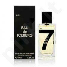 Iceberg Eau de Iceberg Homme, tualetinis vanduo (EDT) vyrams, 100 ml