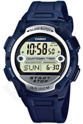 Laikrodis Casio W-756-2A
