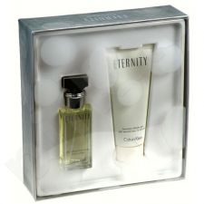 Calvin Klein (EDP 30 ml + 100 ml dušo želė) Eternity, rinkinys moterims
