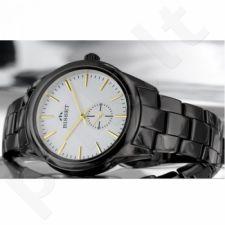 Vyriškas laikrodis BISSET Black BSFD66BISG03BX
