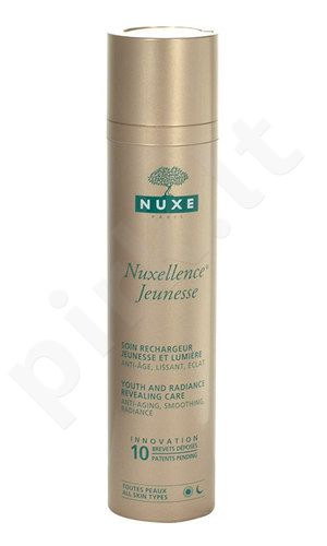 Nuxe Nuxellence Jeunesse Youth And Radiance Fluid, kosmetika moterims, 50ml