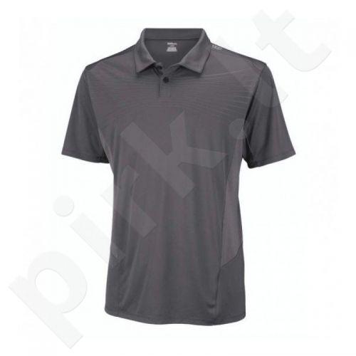 Marškinėliai tenisui Wilson Solana Embossed Polo WR1049200