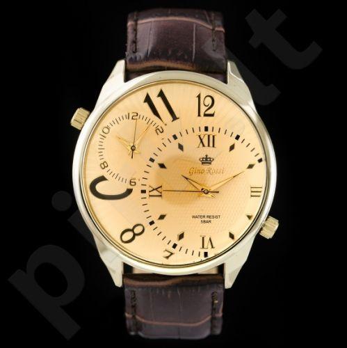 Vyriškas Gino Rossi laikrodis GR3427RR