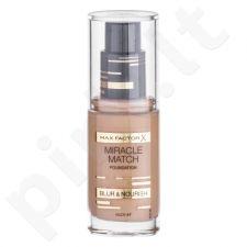Max Factor Miracle kreminė pudra, kosmetika moterims, 30ml, (47 Nude)