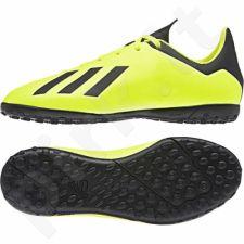 Futbolo bateliai Adidas  X Tango 18.4 TF Jr DB2435