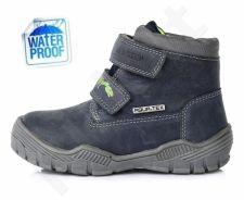 D.D. step tamsiai mėlyni batai 24-29 d. f651912am