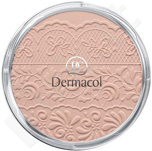 Dermacol kompaktinė pudra 02, 8g, kosmetika moterims