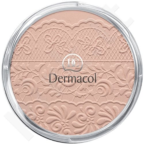 Dermacol Compact Powder 02, 8g, kosmetika moterims