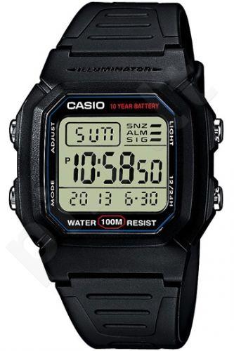 Laikrodis Casio W-800H-1A