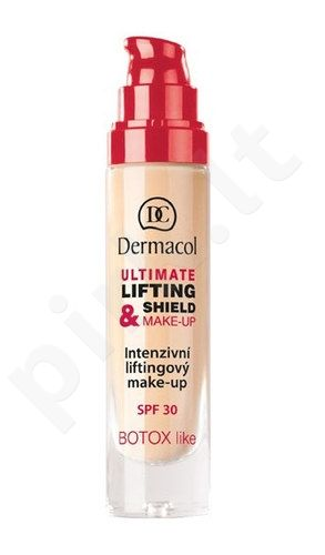 Dermacol Matt Control MakeUp, 30ml, makiažo pagrindas
