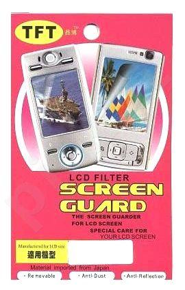 LG L5 ekrano plėvelė  TFT Telemax permatoma