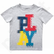 Marškinėliai 4f Kids J4L17-JTSM103 pilkas