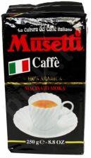 Musetti 100%ARABICA malta kava PACK 250g