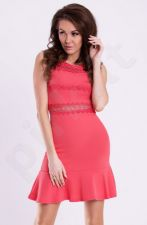 Emamoda suknelė - rausvo atspalvio 12013-3