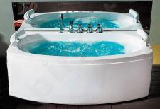 Masažinė vonia B1790-1 su oro ir hidromasažu 180cm