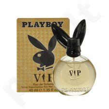 Playboy VIP, EDT moterims, 40ml