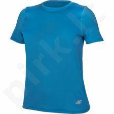 Marškinėliai 4f Junior  J4L17-JTSM401 mėlyni