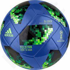 Futbolo kamuolys adidas Telstar World Cup 2018 Glider CE8100