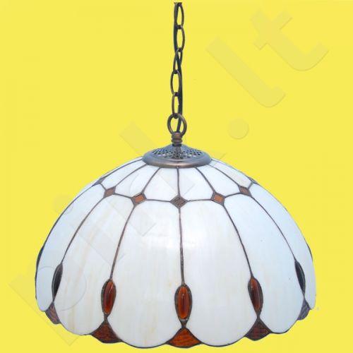 Šviestuvas vitražinis K-P162611 Tiffany