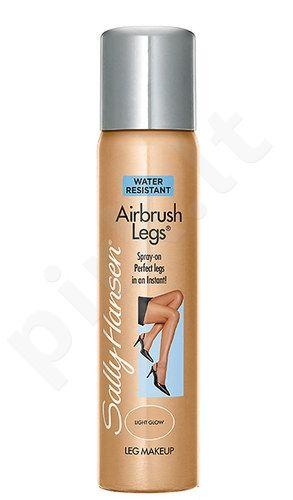 Sally Hansen Airbrush Legs Makeup purškiklis, kosmetika moterims, 75ml, (Light Glow)