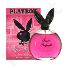 Playboy Super Playboy, EDT moterims, 90ml