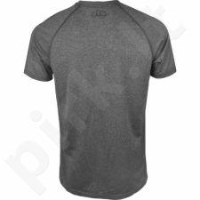 Marškinėliai treniruotėms Under Armour Boxed Logo Shortslevee M 1271720-090