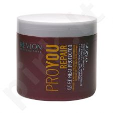 Revlon ProYou Repair Heat Protector Mask, kosmetika moterims, 500ml