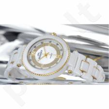 Moteriškas laikrodis BISSET Venis BSPD77GMSG03BX