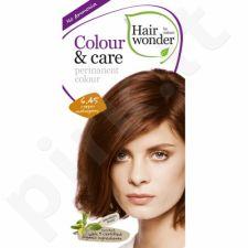 Colour & Care ilgalaikiai plaukų dažai be amoniako Copper mahagony