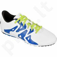 Futbolo bateliai Adidas  X 15.3 TF Jr S74665
